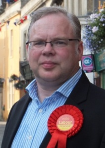Andy Newman, Labour Party