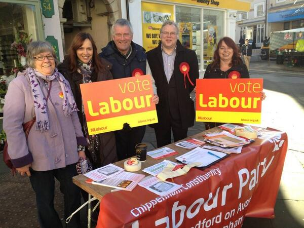 Labour Party in Chippenham